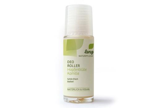 Lenz Naturpflege Deo-Roller mit Hopfen & Kamille