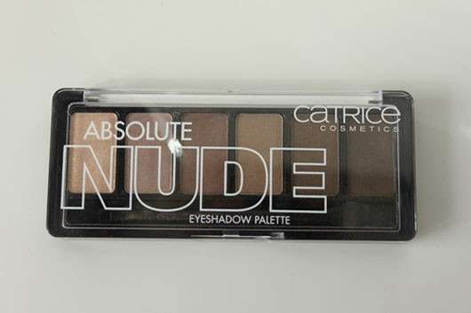Catrice: Absolute Nude Eyeshadow Palette 010 All Nude