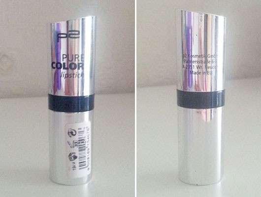 p2 pure color lipstick, Farbe: 090 Red Square