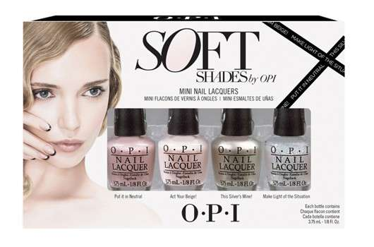 Soft Shades by OPI