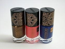 Produktbild zu Catrice Nail Lacquer – Farben: 01, 03 und 04 (LE)