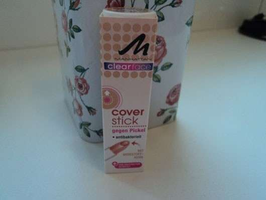 <strong>MANHATTAN CLEARFACE</strong> Coverstick mit Wirkstoffkern - Farbe: 77 Natural