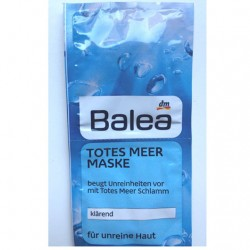 Produktbild zu Balea Totes Meer Maske