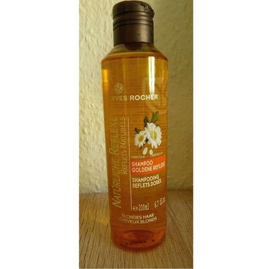 test shampoo yves rocher shampoo goldene reflexe testbericht von blond hope. Black Bedroom Furniture Sets. Home Design Ideas