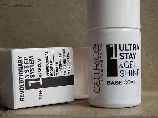 Catrice Ultra Stay & Gel Shine Base Coat