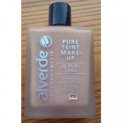 Produktbild zu alverde Naturkosmetik Pure Teint Make-up – Farbe: 20 Pure Sand