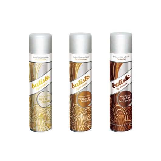 Links zu den Batiste Hint of Colour Dry Shampoo Testberichten