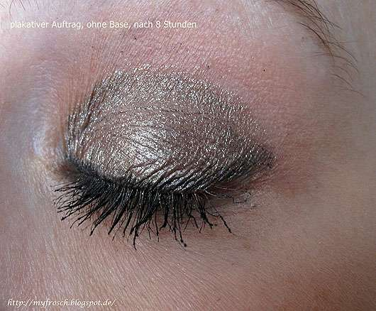 Catrice Satin Stay Cream To Powder Eyeshadow & Liner, Farbe: 060 Nothing Else MUDders