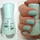 essence colour & go nail polish, Farbe: 146 that's what I mint!
