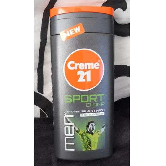 Creme 21 Men Sport Champ Shower Gel & Shampoo