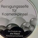 Da Vinci Cosmetics Reinigungsseife für Kosmetikpinsel