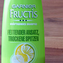 Garnier Fructis Kräftigendes Shampoo Fettender Ansatz, trockene Spitzen