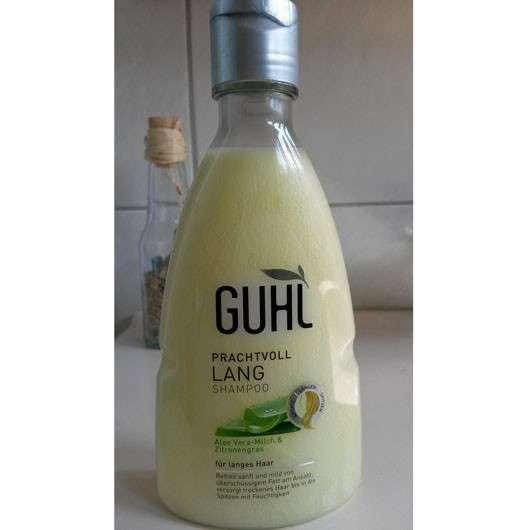 GUHL Prachtvoll Lang Shampoo Aloe Vera-Milch & Zitronengras