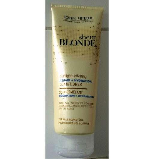 John Frieda Sheer Blonde Highlight Activating Repair + Hydrating Conditioner