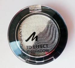 Produktbild zu MANHATTAN 3D Effect Eyeshadow – Farbe: 11F/19F Bright Babe