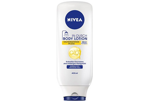 NIVEA Q10 In-Dusch Body Lotion Hautstraffende Pflege