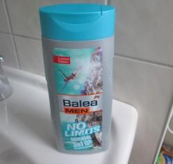 Produktbild zu Balea Men No Limits Duschgel 3in1