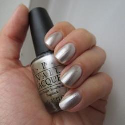 Produktbild zu OPI Nail Lacquer – Farbe: This Silver's Mine! (LE)