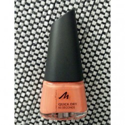 Produktbild zu MANHATTAN Quick Dry 60 Seconds Nail Polish – Farbe: 43S