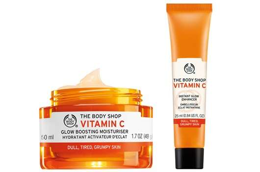 The Body Shop Vitamin C Gesichtspflege-Linie