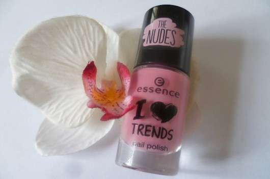 essence I love trends nail polish the nudes, Farbe: 07 hope for love