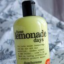 treaclemoon those lemonade days duschcreme