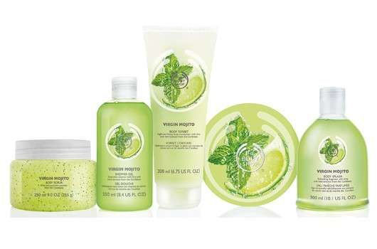 The Body Shop Virgin Mojito Limited Edition