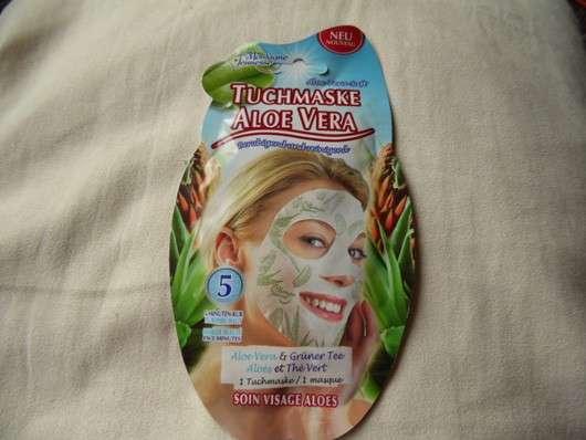 Montagne Jeunesse Tuchmaske Aloe Vera
