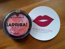 Produktbild zu essence ¡arriba! blush – Farbe: 01 baila, baila (LE)