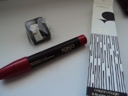 Produktbild zu KIKO Free Spirit Lips & Cheeks – 06 Illusion Red (LE)