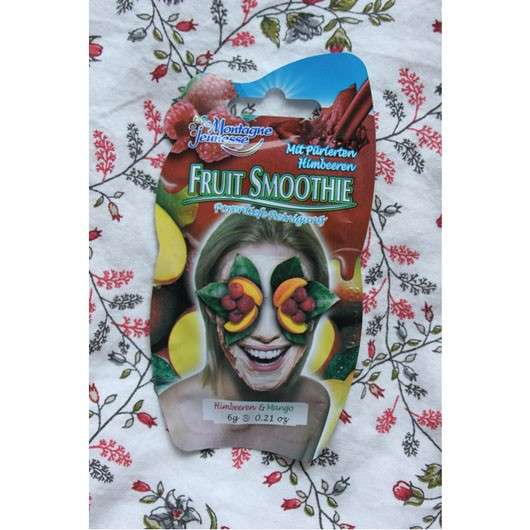 Montagne Jeunesse Fruit Smoothie Maske