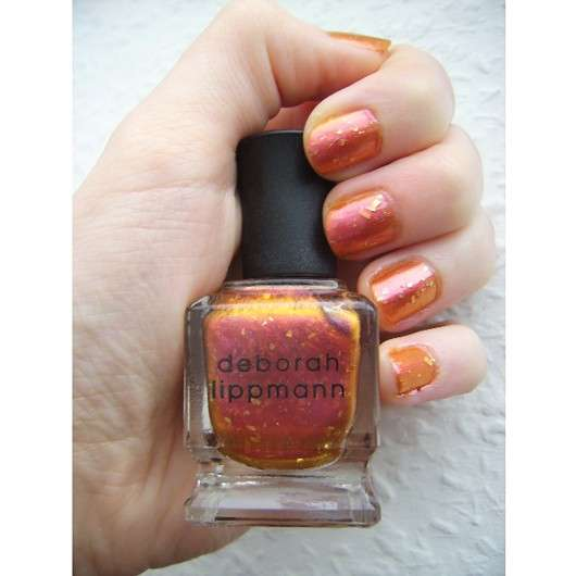 deborah lippmann Luxurious Nail Color, Farbe: Marrakesh Express