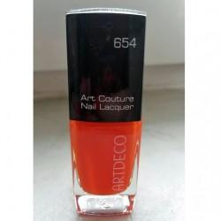 Produktbild zu ARTDECO Art Couture Nail Lacquer – Farbe: 654 Couture Tangerine