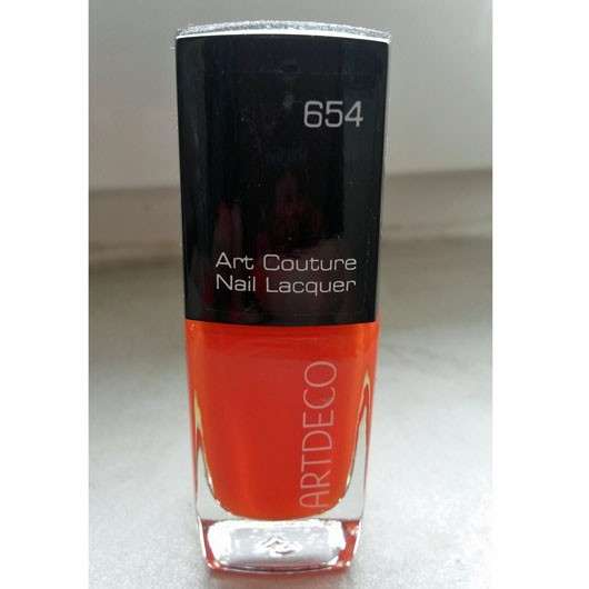Artdeco Art Couture Nail Lacquer, Farbe: 654 Couture Tangerine