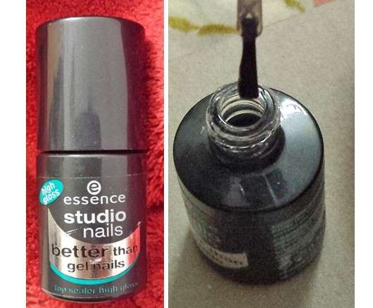 essence better than gel nails top sealer high gloss