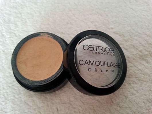 test concealer abdeckstift catrice camouflage cream farbe 010 ivory testbericht von lilli. Black Bedroom Furniture Sets. Home Design Ideas