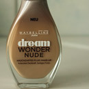 Maybelline Dream Wonder Nude Make-up, Farbe: 10 Ivory Ivoire