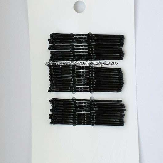 H&M Haarnadeln (schwarz)
