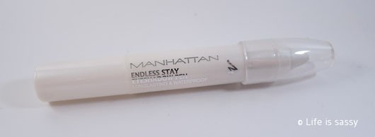 MANHATTAN Endless Stay Eyeshadow Pen, Farbe: 010 Light Me Up!