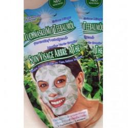 Produktbild zu Montagne Jeunesse Tuchmaske Mit Teebaumöl