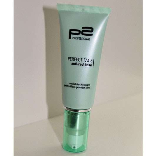p2 perfect face! anti-red base