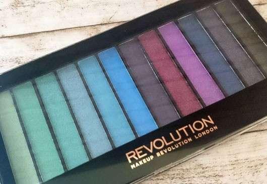 Makeup Revolution Redemption Palette Mermaids VS Unicorns