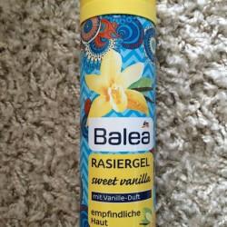 Produktbild zu Balea Rasiergel Sweet Vanilla