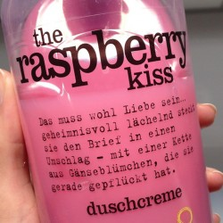 Produktbild zu treaclemoon the raspberry kiss Duschcreme
