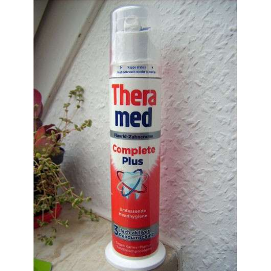 Theramed Complete Plus Fluorid-Zahncreme