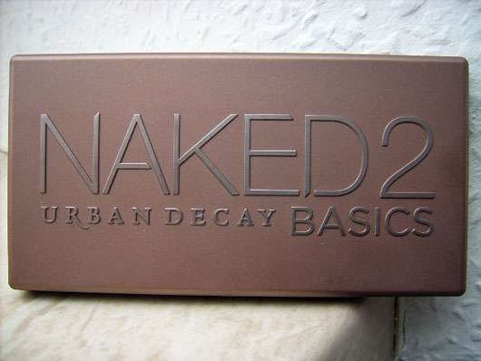 test eyeshadow urban decay naked2 basics palette testbericht von sunny 993. Black Bedroom Furniture Sets. Home Design Ideas