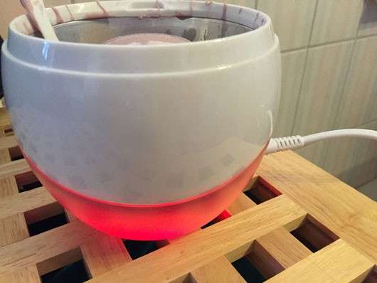 Veet Spawax Elektrisches Warmwachs-Set