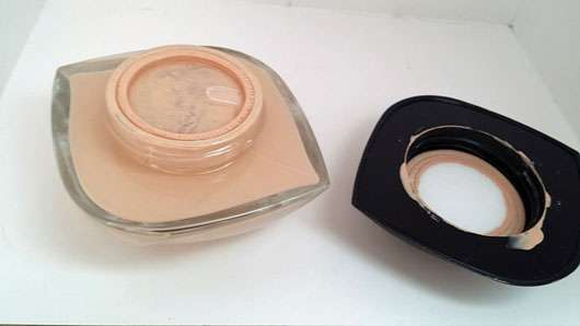 Test Foundation Yves Rocher Couleurs Nature Pflegendes Creme