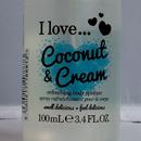 I love… Coconut & Cream Refreshing Body Spritzer