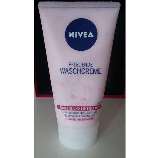 Nivea Pflegende Waschcreme (trockene und sensible Haut)